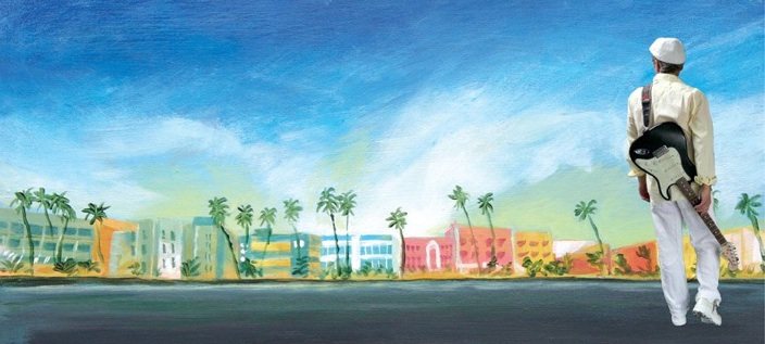 Good Morning Sunshine Jack Grunsky : Miami in mind